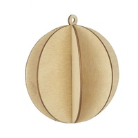 Wooden Ball 8 cm diameter