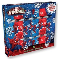 Spiderman 6pk