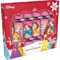 Disney Princess Crackers 6pk