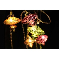 Kasbah Colour 20 Antique Glass Look  Led's 285CM