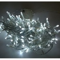 16m Bright White LED Lights