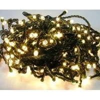 16m Warm White LED Lights