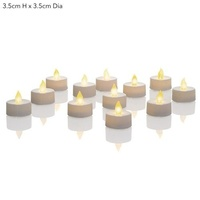 LED Candle tea light set/12