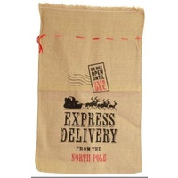 Hessian Sack Express Delivery 75 x 50CM