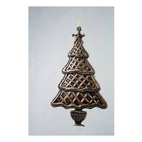 Antique Copper Hanging Tree