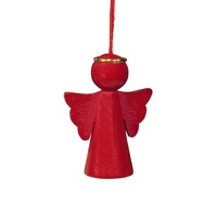 Angel Red Lacquer 6.5 cm