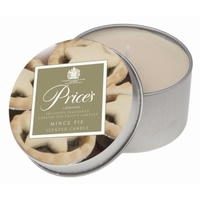 Mince Pie  Scented  Candle in 6.5cm  Tin