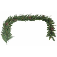 Oxley Fir Garland 274 cm with LEDs