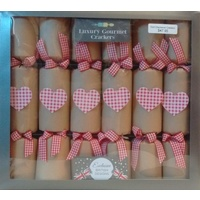 Checkered Heart Gourmet     6pk