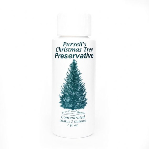 Christmas Tree Preservative (S)