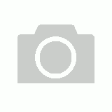 White Glitter Mistletoe Spray 45cm