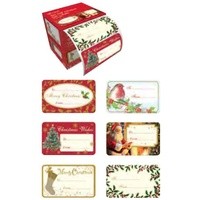 Traditional Gift Stickers 150pk