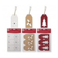 Cut Out Gift Tags