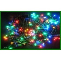 16m Multi-Coloured LED Lights