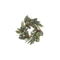 Bronte Green Wreath 41cm