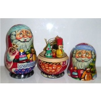 Korobnick Russian Santa Medium 12cm
