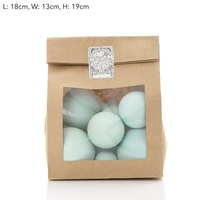Bauble Bag Assorted Sizes Mint Green