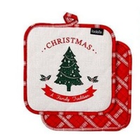 Christmas Tradition  Pot Holder 2pk