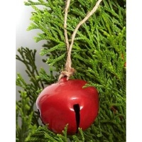Hanging Red Bell 4cm