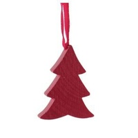 Red Timber Tree  4.5cm