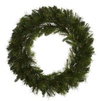 Green Wreath X-L 90cm