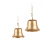 Gold Hanging Bell Large 10cm