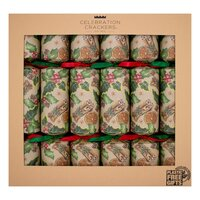 Cinnamon & Holly Crackers 6 Pk